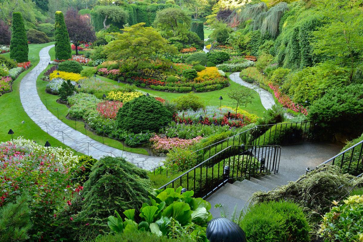 Progettazione Giardini Como
