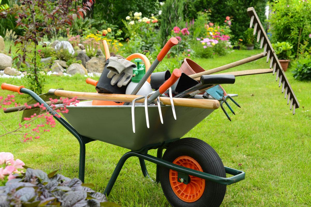 Servizi Giardinaggio Lecco